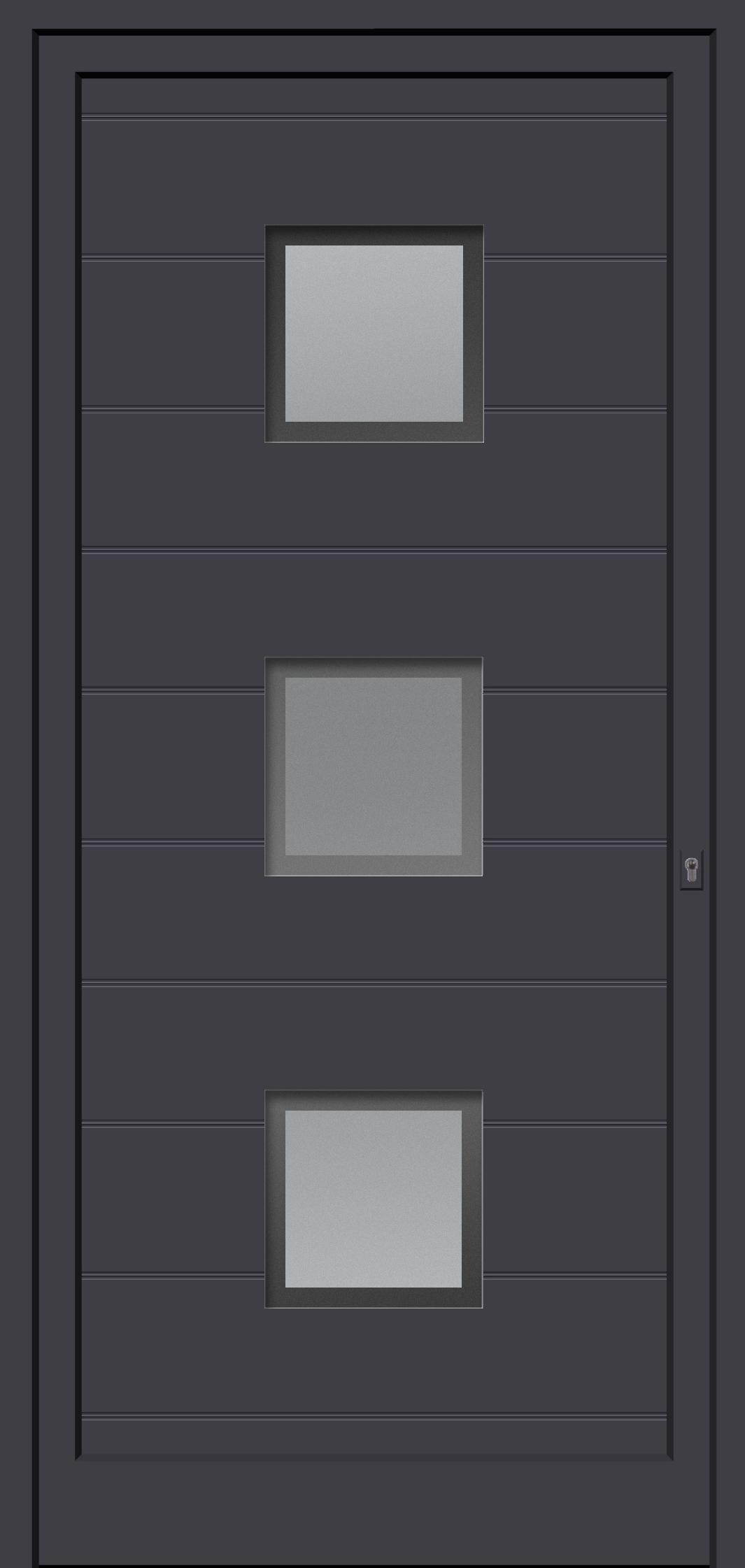 Porte d entree technal 38 Porte d entree technal