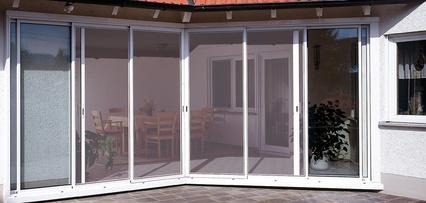 Comment fabriquer une porte coulissante comment fabriquer porte coulissant - Comment mettre une moustiquaire ...
