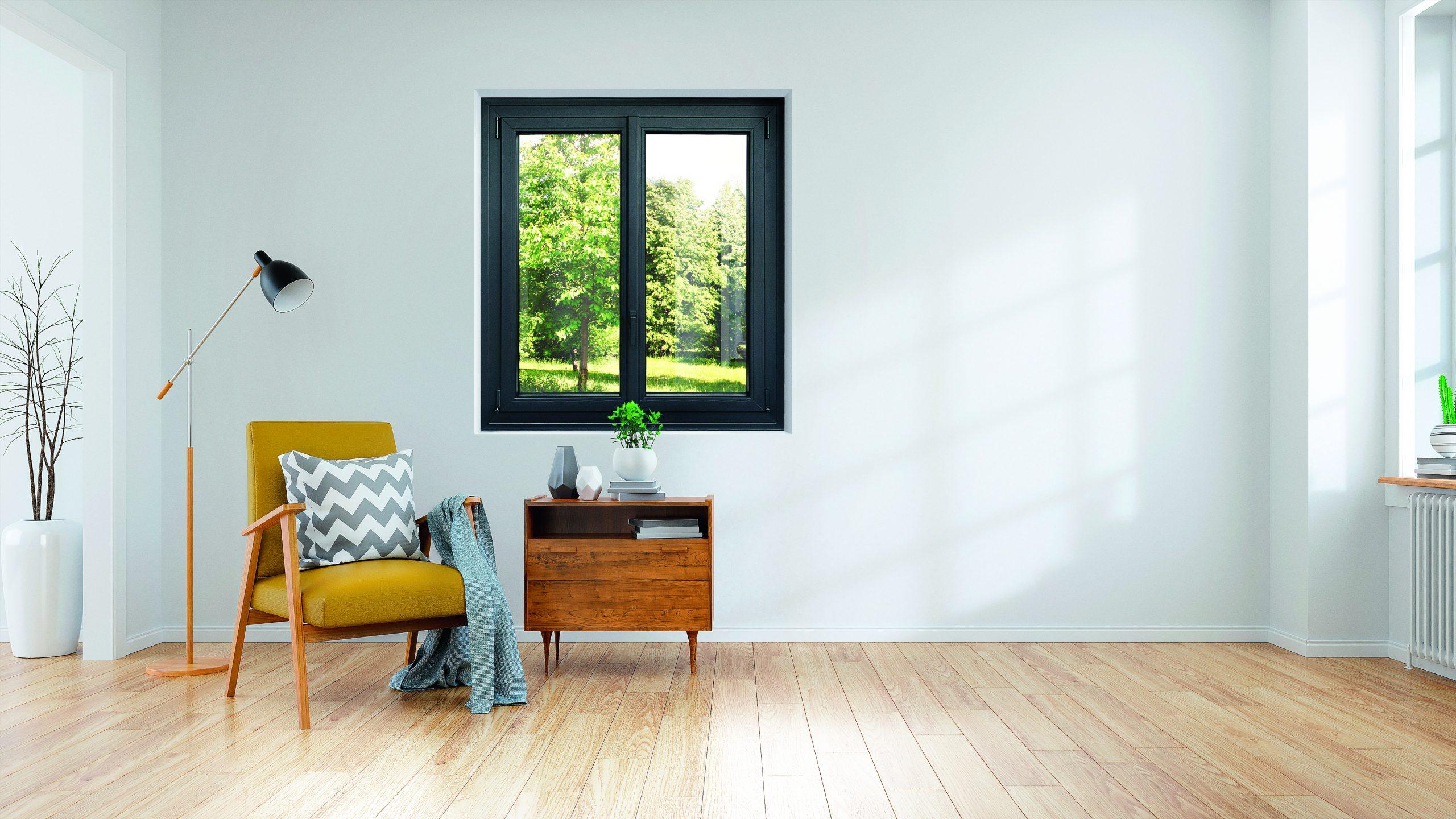 Fenetre PVC plaxé Terres de fenêtres Eclea Composite